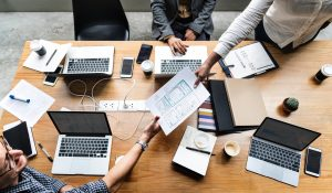 Kleinunternehmen Startup